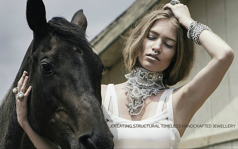 BEGADA Jewellery - CREATING STRUCTURAL TIMELESS HANDCRAFTED JEWELLERY