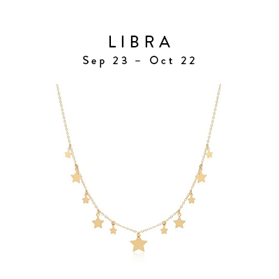 Libra Sep 23 - Oct 22 - Dance 'til Dawn Collection by Lily Flo
