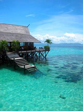 Tranquil Borneo