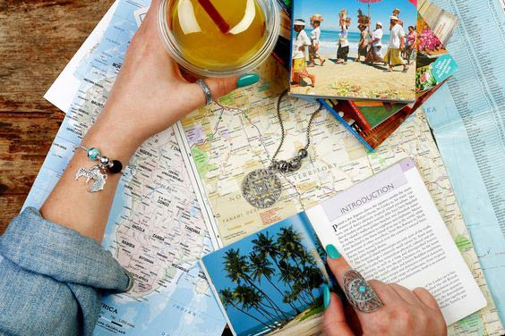 Travel with-Your Jewellery - What to Pack