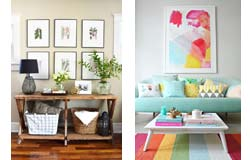 How to Choose Prints for your Living Space